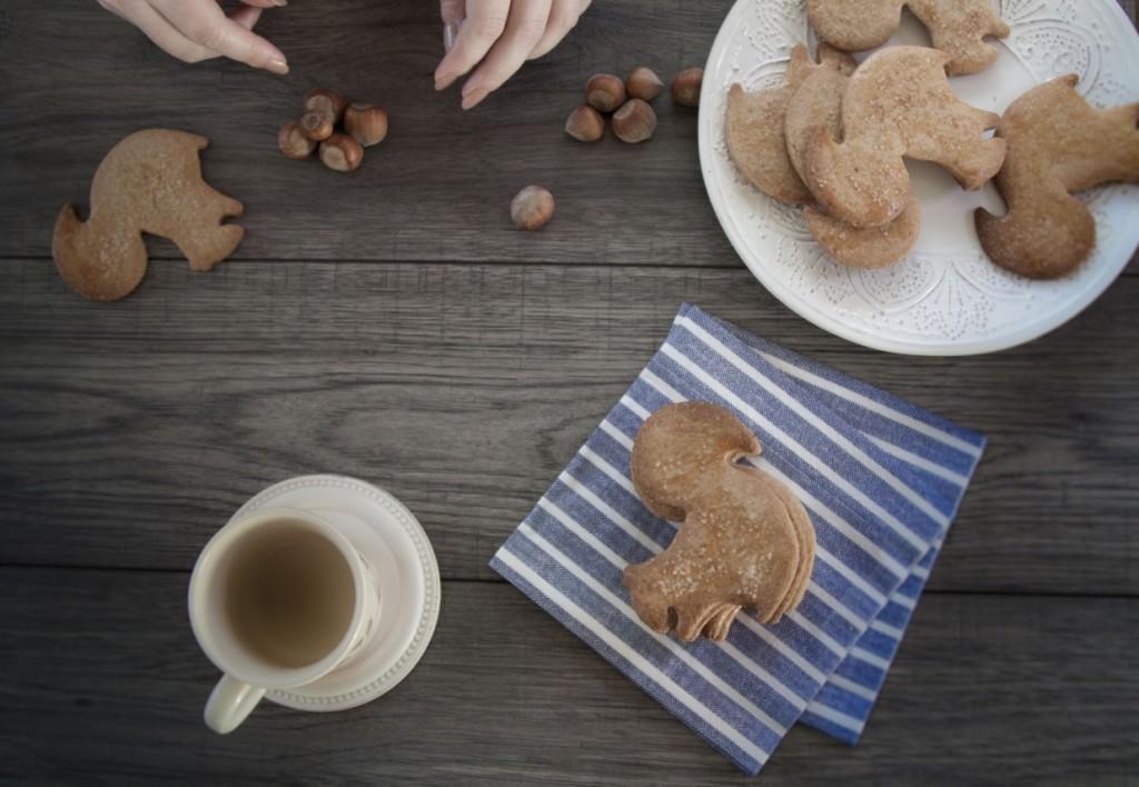ciasteczka cynamonowe przepis