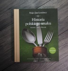 Historia polskiego smaku recenzja