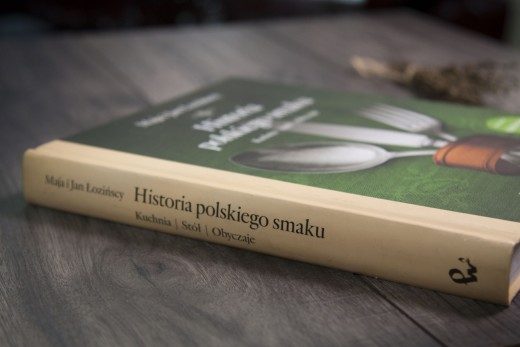 O polskim smaku recenzja