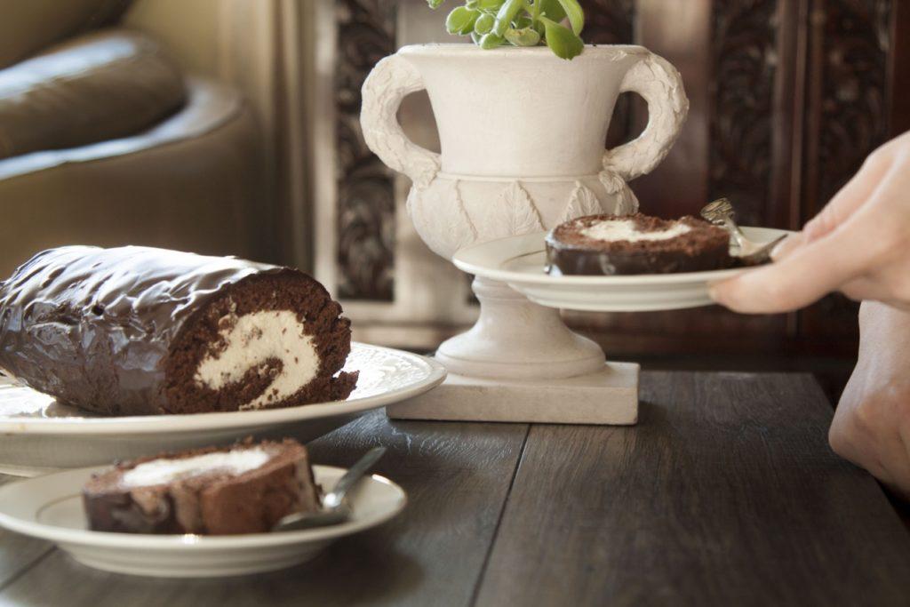 rolada czekoladowa przepis