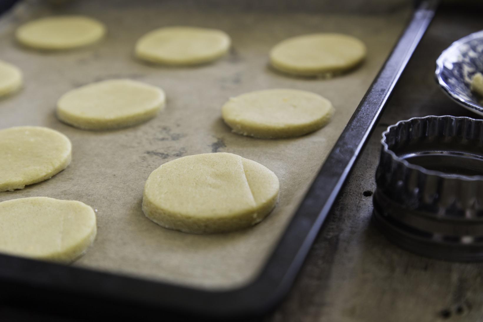 ciasteczka z kruszonką