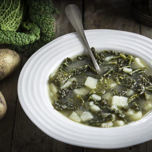 zupa z kapustą włoską