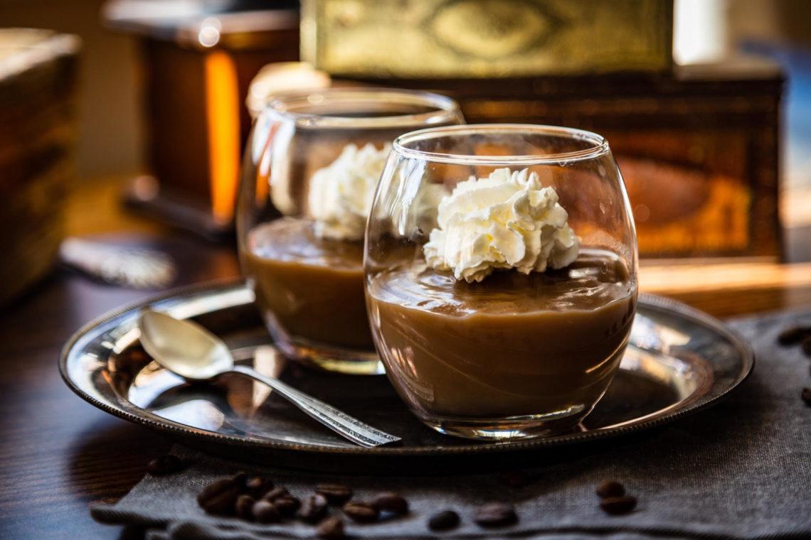 deser kawowy
